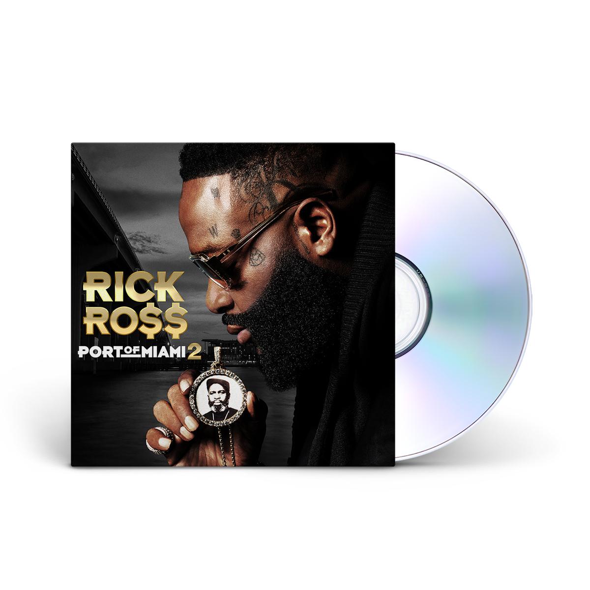 """Port of Miami 2"" CD"