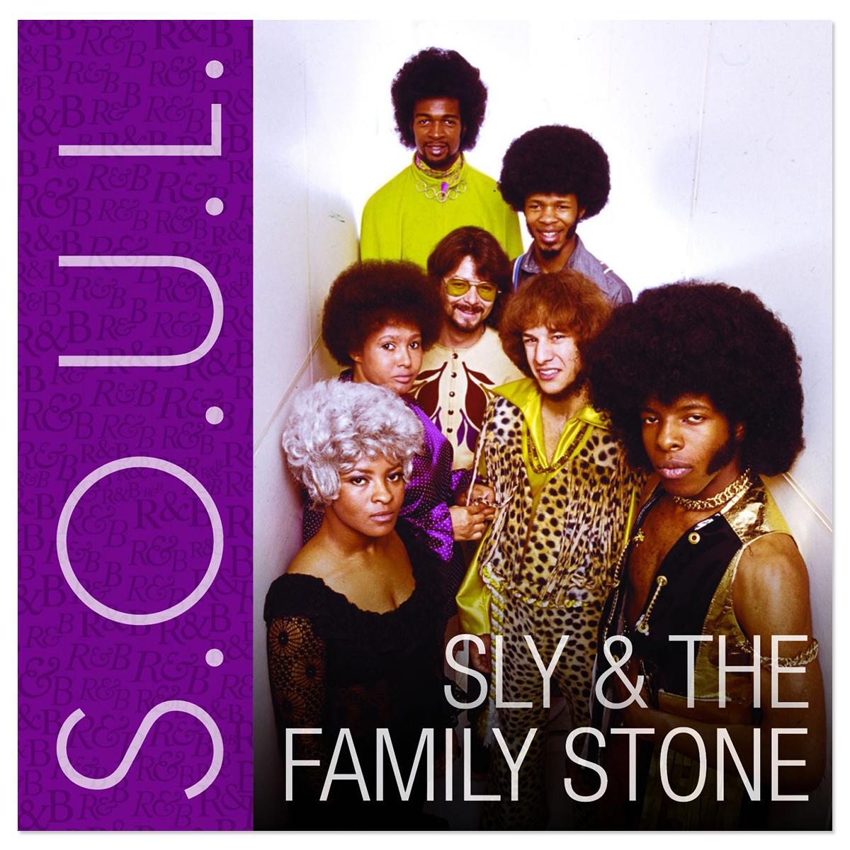 Sly & The Family Stone S.O.U.L CD