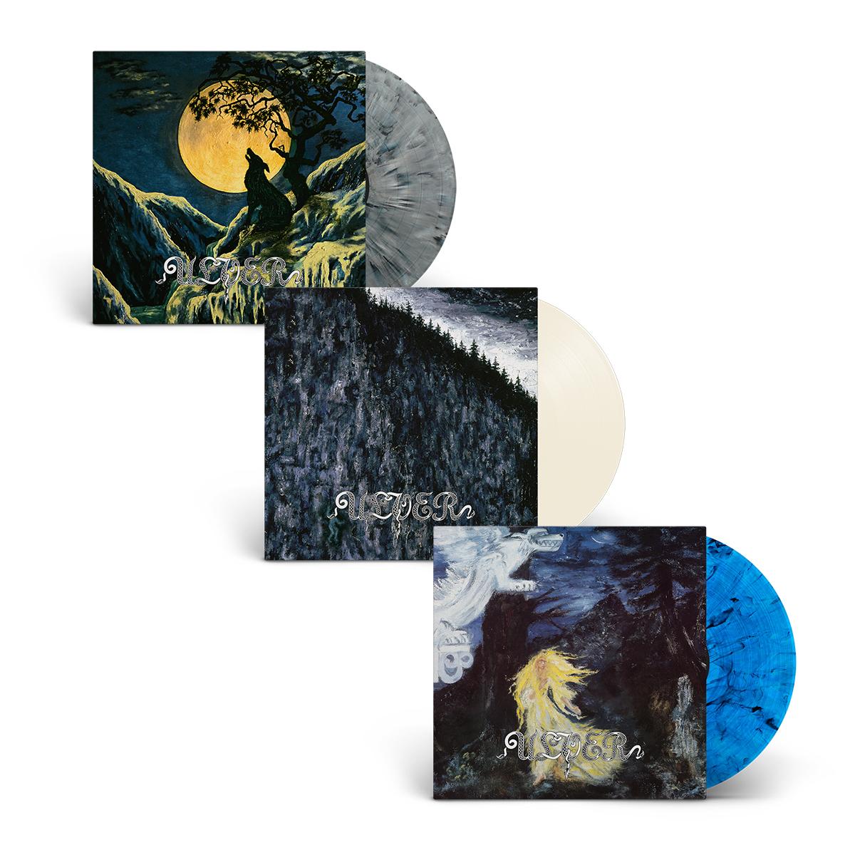Ulver - Vinyl Re-Issue Bundle
