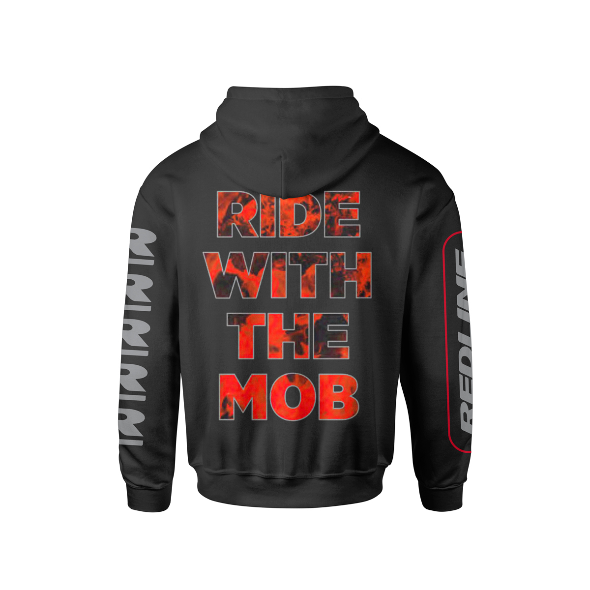 """A$AP Ferg x Redline """"Ride With The Mob"""" 3M Hoodie"""
