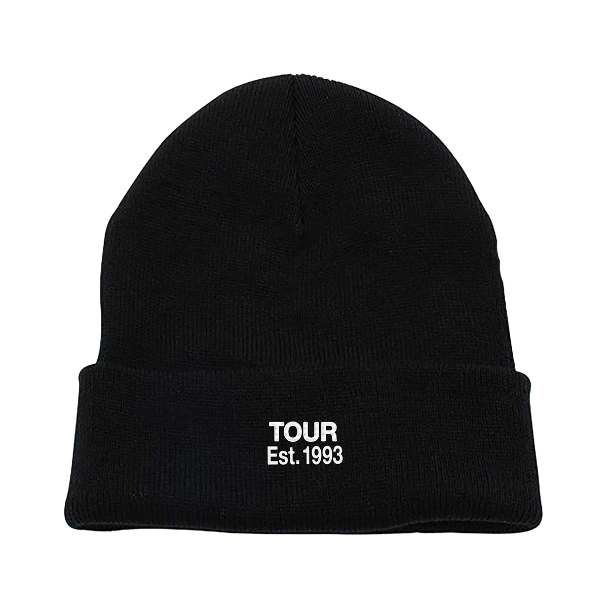So So Def - Black Tour Beanie