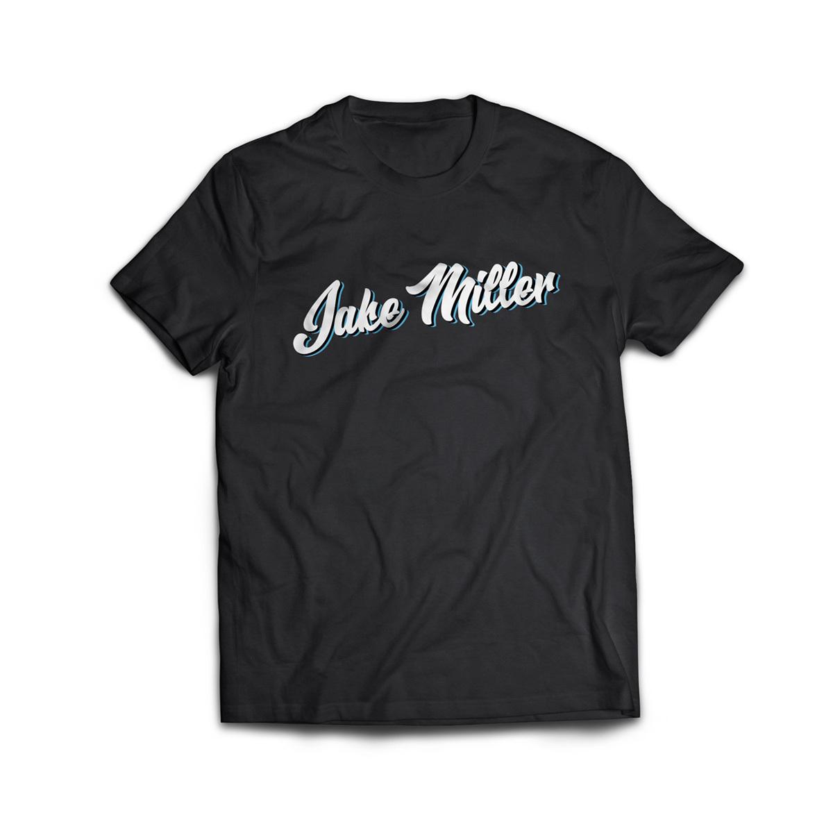 Miami Vice - Black T-Shirt