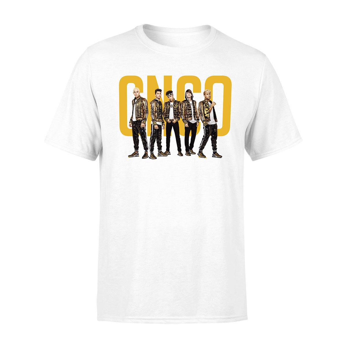 CNCO - 2019 World Tour T-shirt