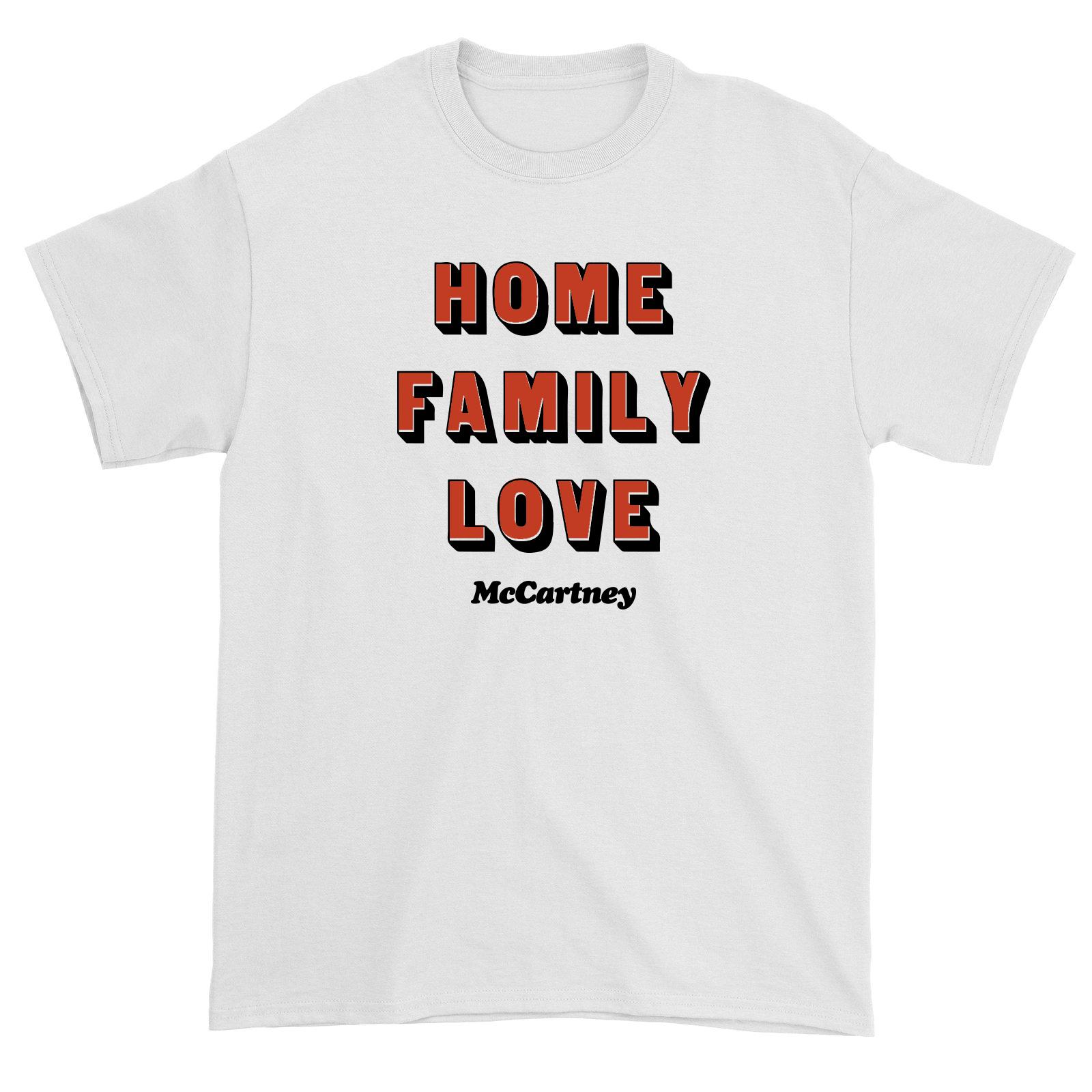 Home Family Love Tee