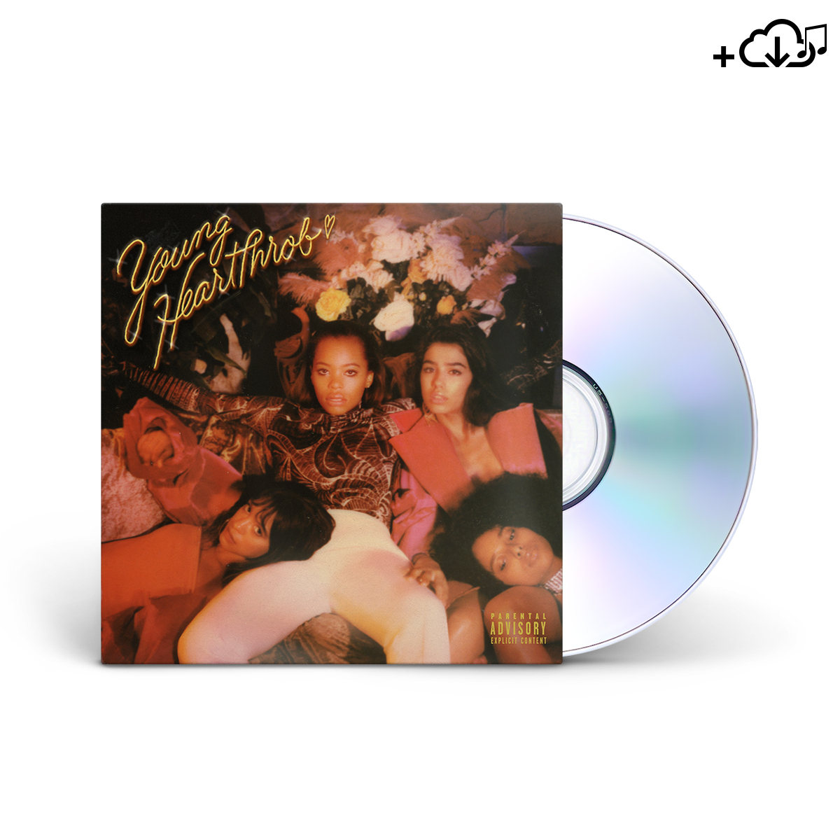Kodie Shane - Young HeartThrob CD