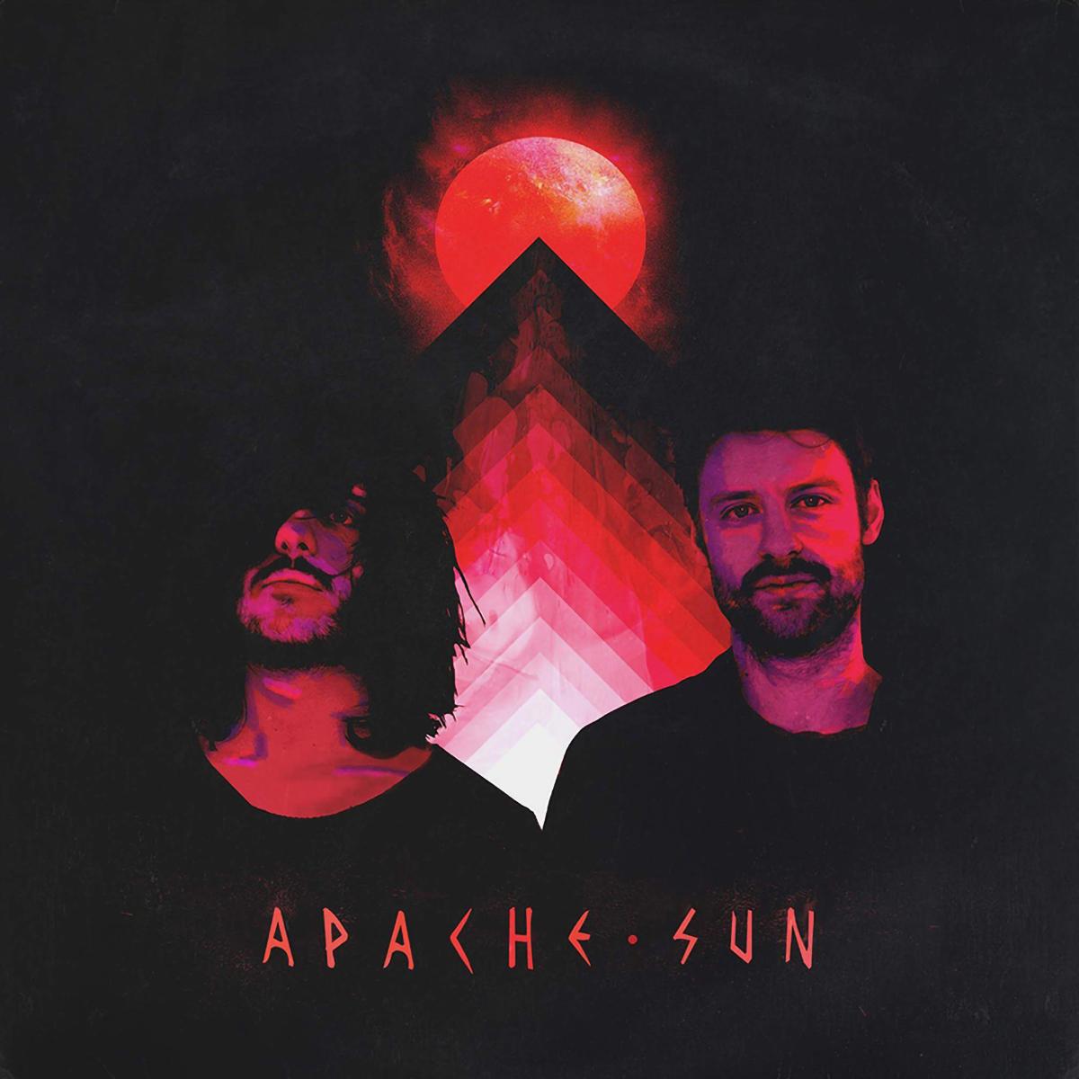"""Apache Sun - Club Noir 7"""""""