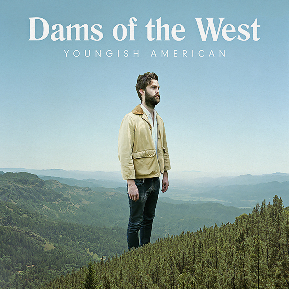 Dams of the West - Youngish American LP