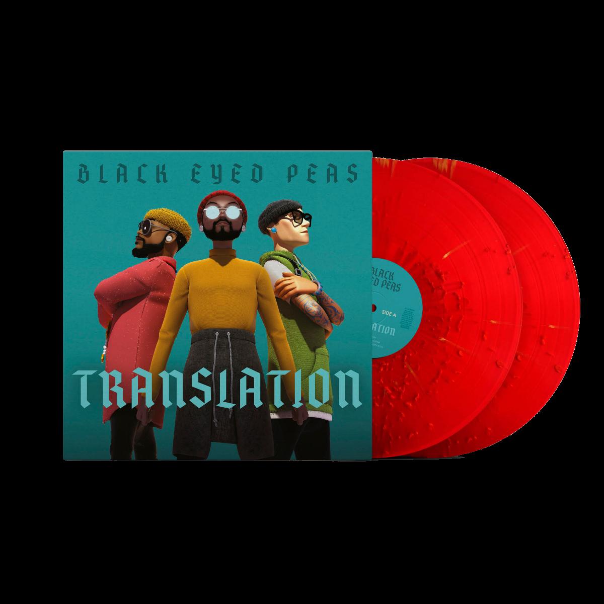 Translation Red 2 LP + Digital Download