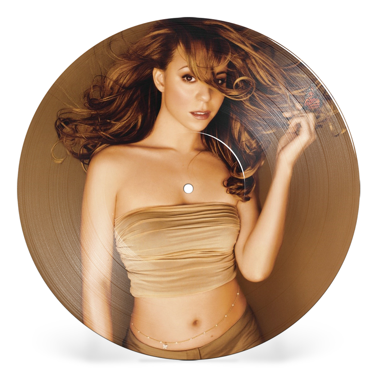 Mariah Carey - Butterfly 20th Anniversary Picture Disc Vinyl LP