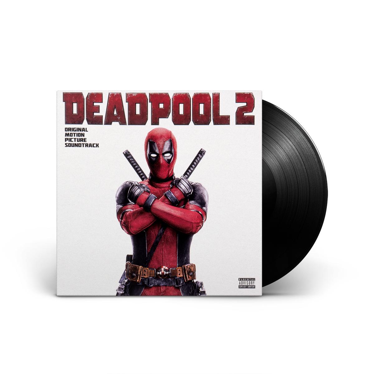 Deadpool 2 (Original Motion Picture Soundtrack) LP