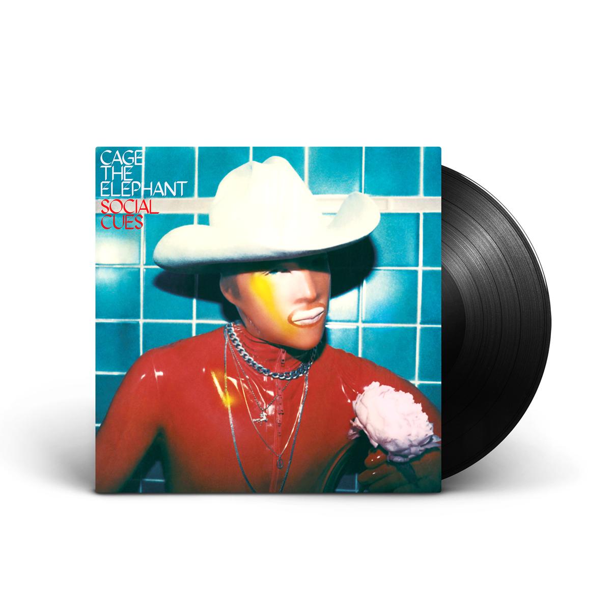 Social Cues Vinyl LP