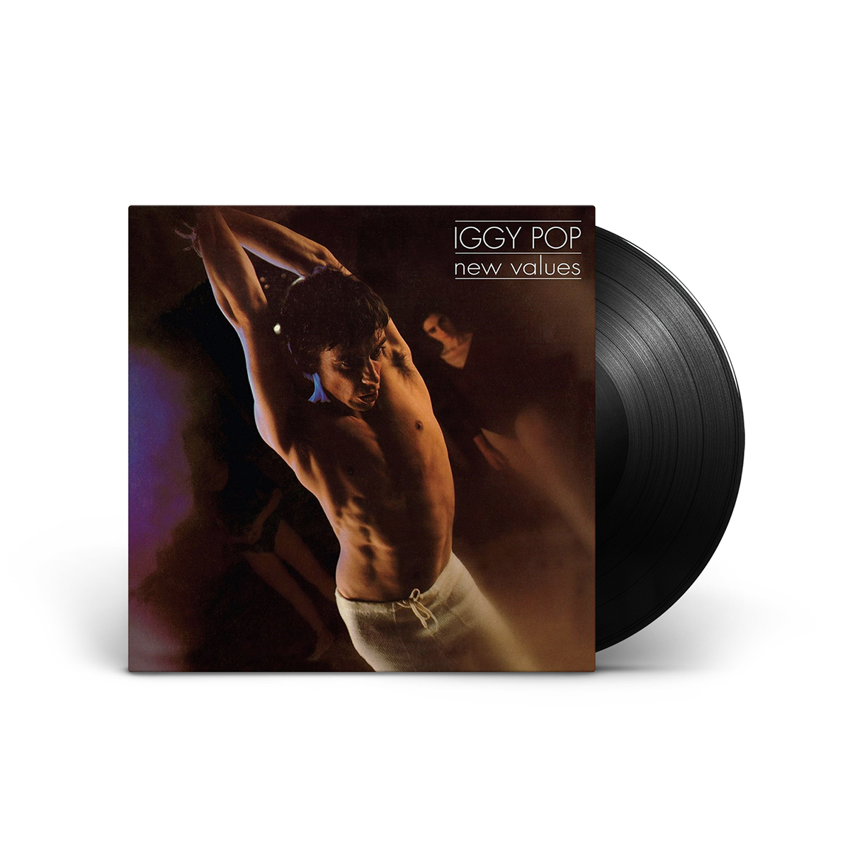 Iggy Pop: New Values Orange 180 Gram Ltd. Anniversary Edition LP