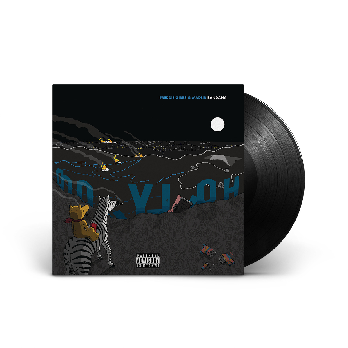 Bandana Vinyl LP + Digital Download