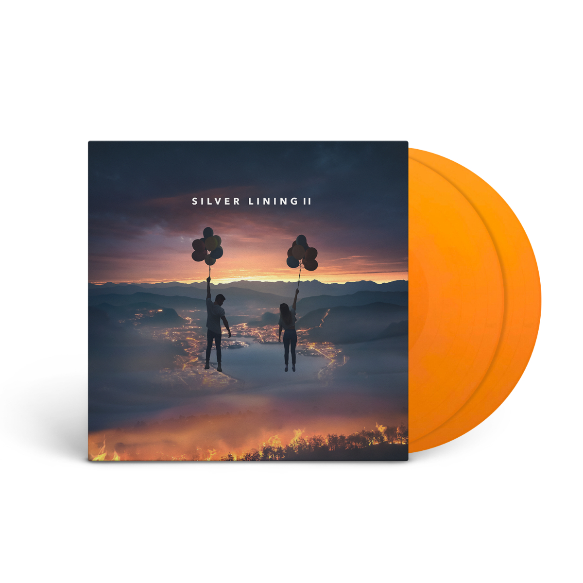 Silver Lining II Orange Vinyl 2LP