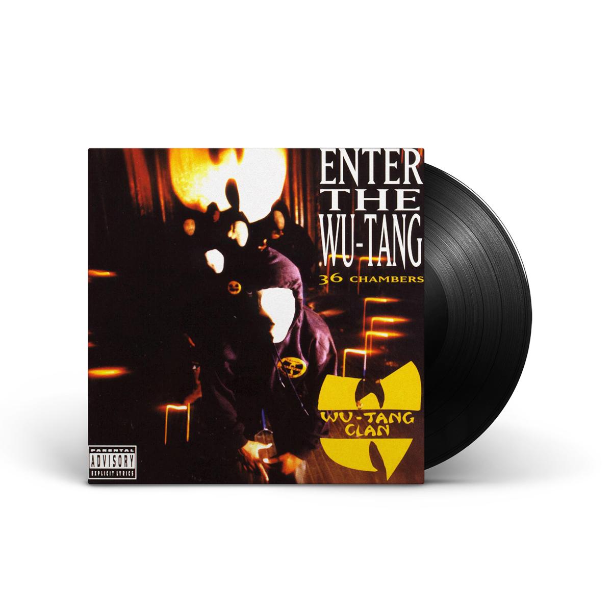 Wu-Tang Clan: Enter The Wu-Tang LP