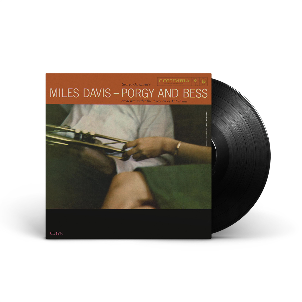 Miles Davis Porgy And Bess LP