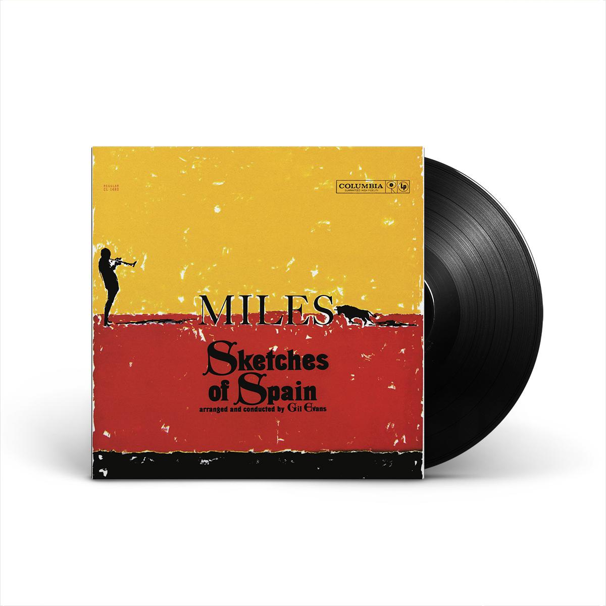 Miles Davis Sketches Of Spain LP