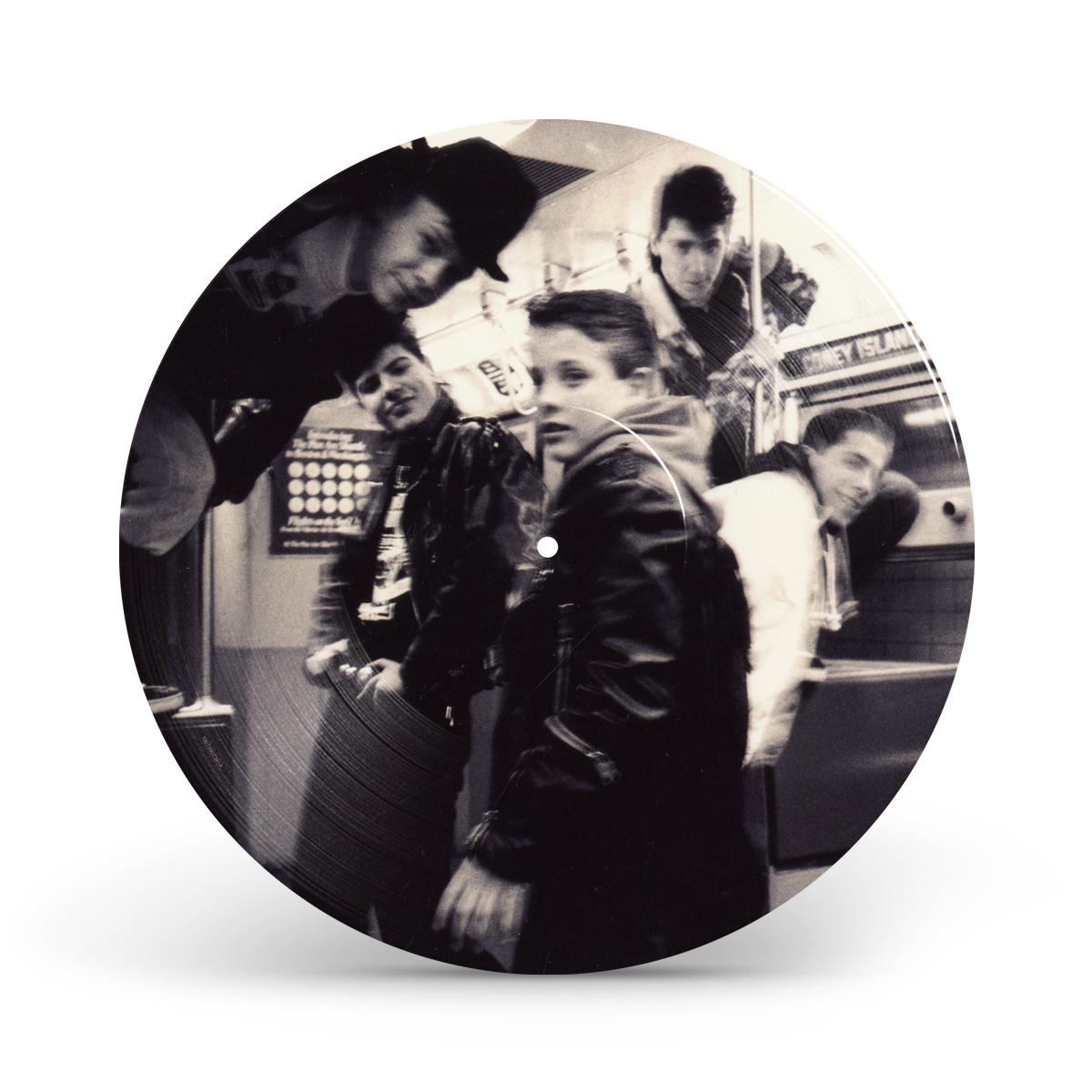 Hangin' Tough 30th Anniversary Picture Disc Vinyl LP