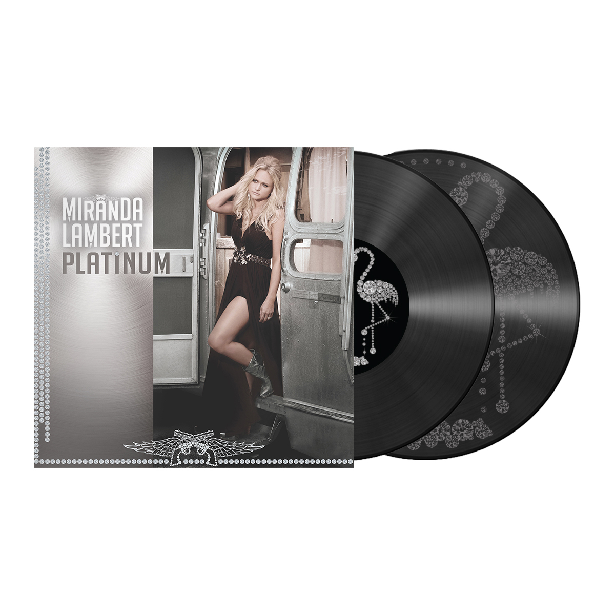 Miranda Lambert - Platinum (2-disc) LP