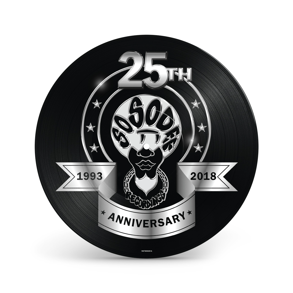 Jermaine Dupri Presents... So So Def 25 Vinyl Compilation