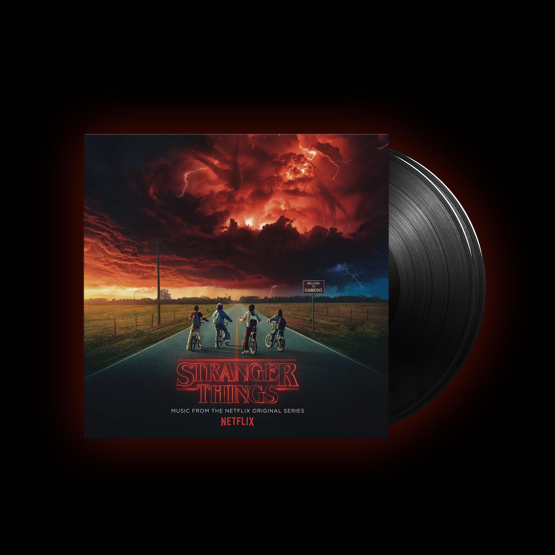 Stranger Things:  Music From the Netflix Original Series 2-LP