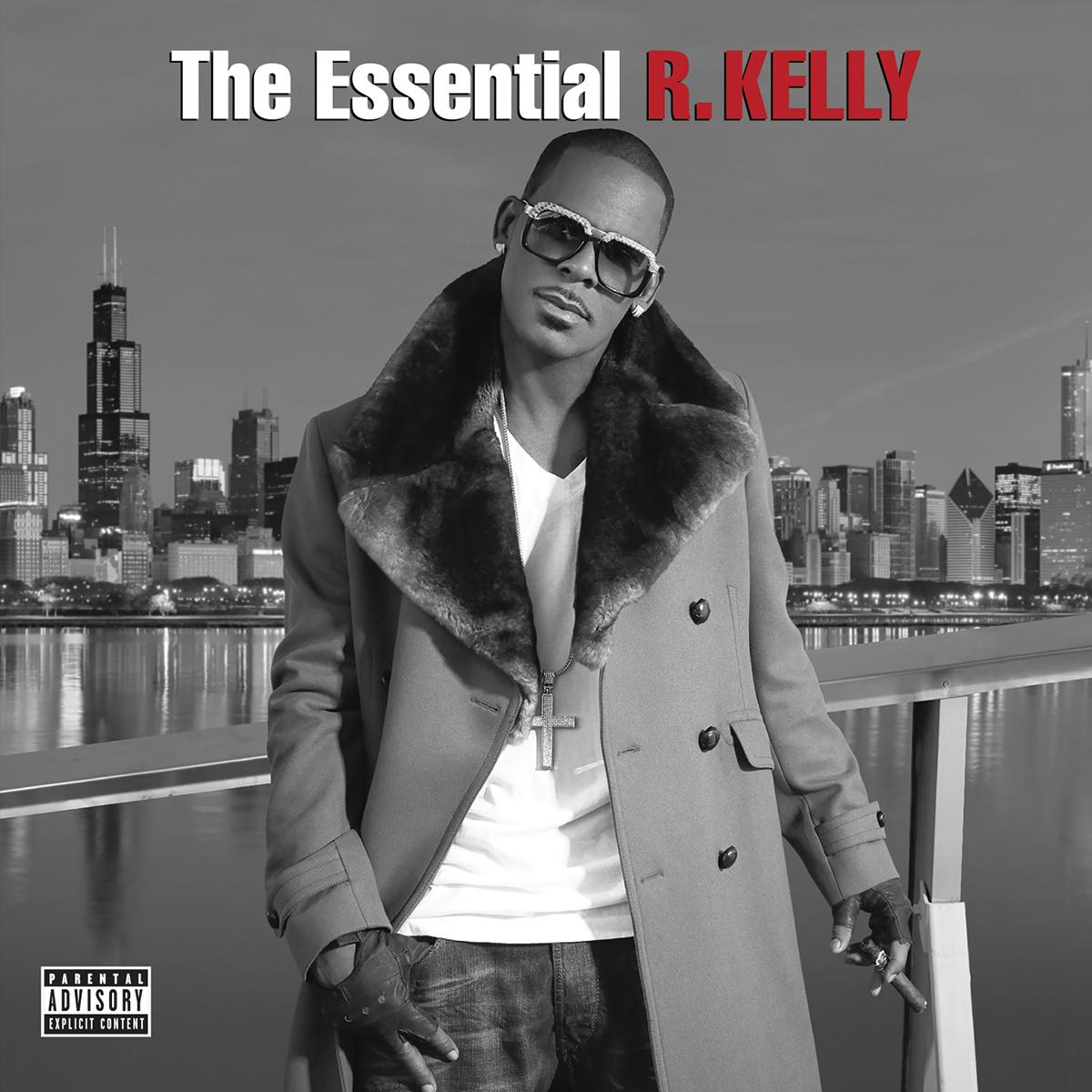 R. Kelly: The Essential R. Kelly LP