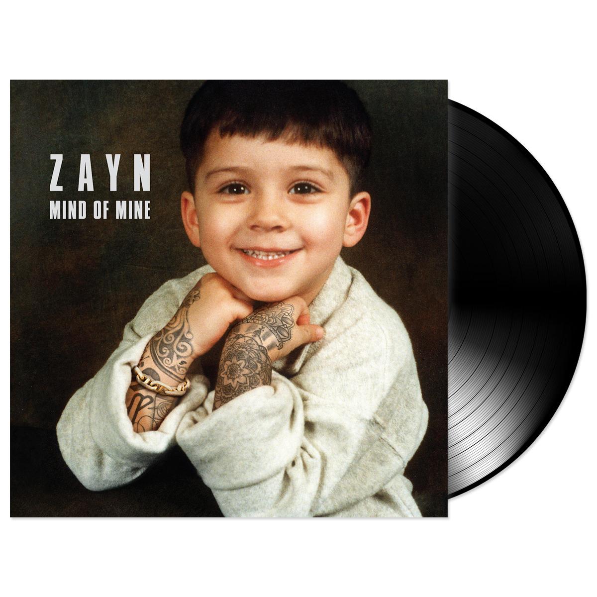 Zayn - Mind of Mine EXCLUSIVE Vinyl LP