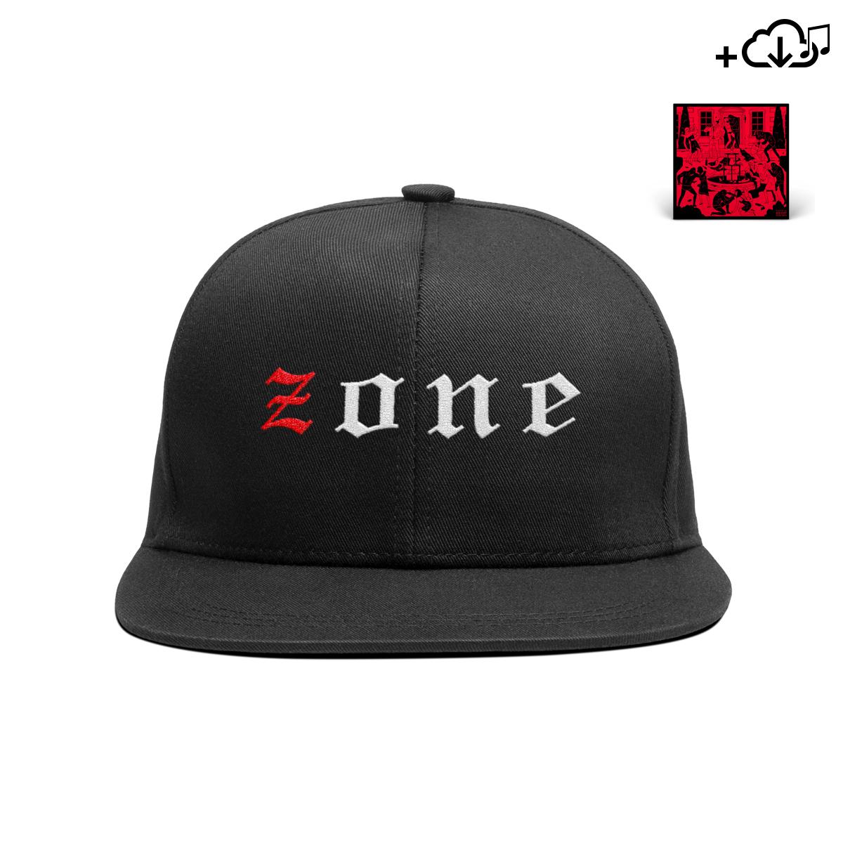 ZONE Snapback + Poison Digital Download