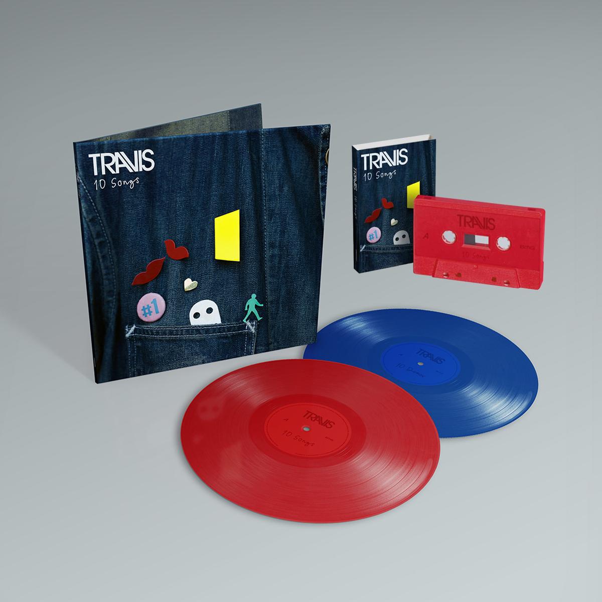 10 Songs Cassette Bundle