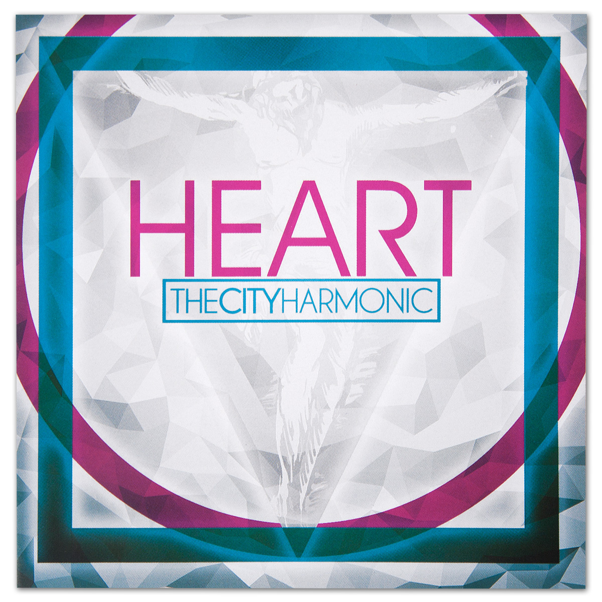 The City Harmonic: Heart CD