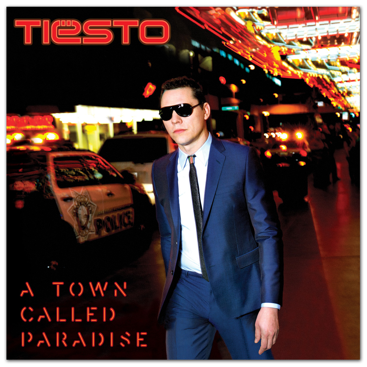 Tiësto - A Town Called Paradise CD [US Customers Only]