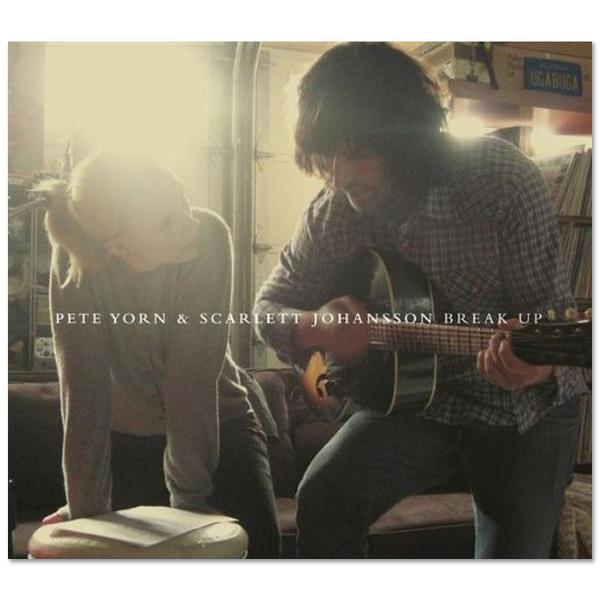 Pete Yorn & Scarlett Johansson - Break Up CD