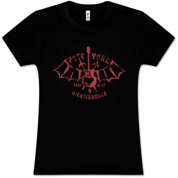 Bat Guitar Women's T-Shirt