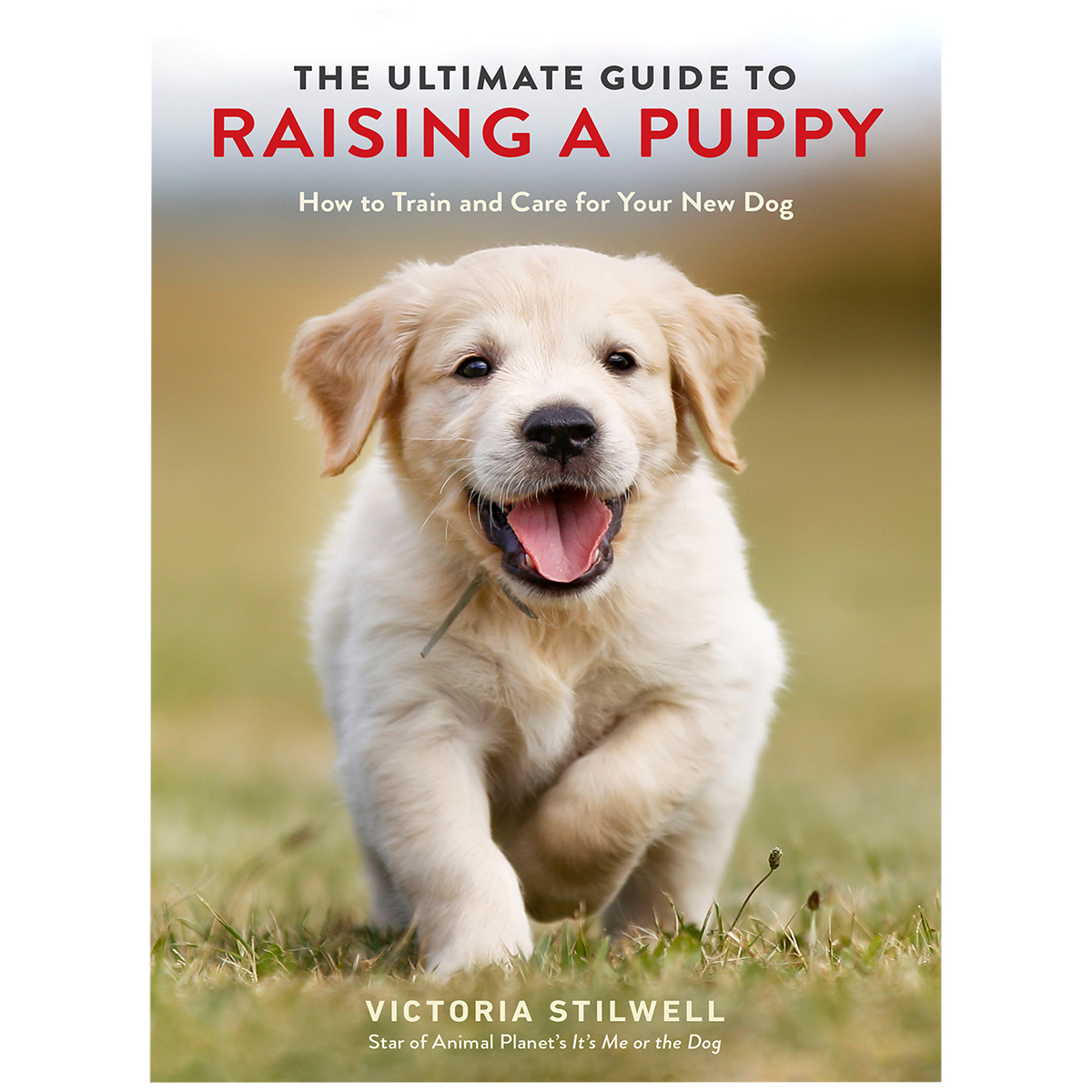 The Ultimate Guide to Raising a Puppy: How to Train and Care for your New Dog by Victoria Stilwell