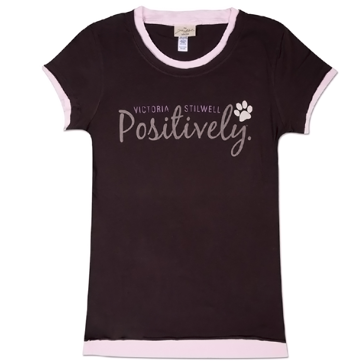 Positively Ladies 2-Layer T-Shirt