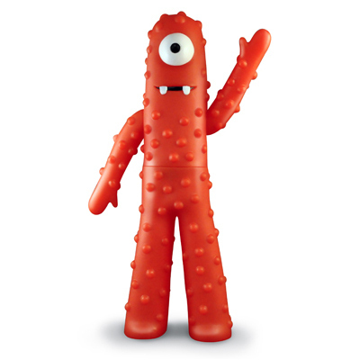 Yo Gabba Gabba! Muno BIG FIG