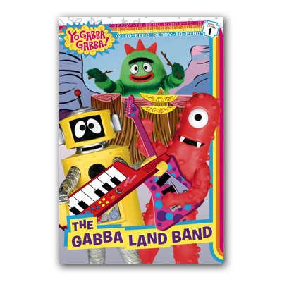 The Gabba Land Band Book
