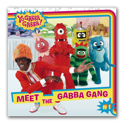 Meet the Gabba Gang Book