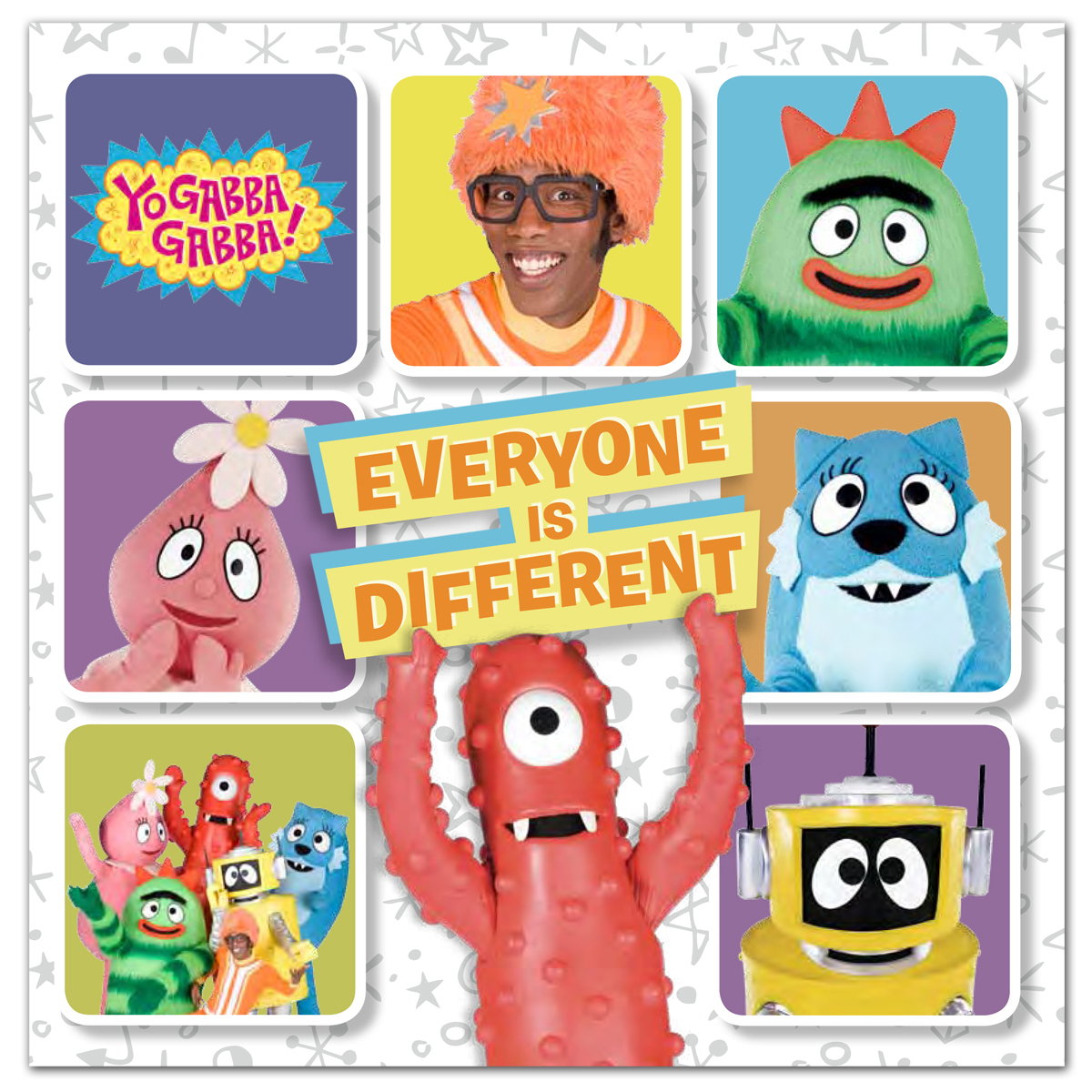 Everyone Is Different Book