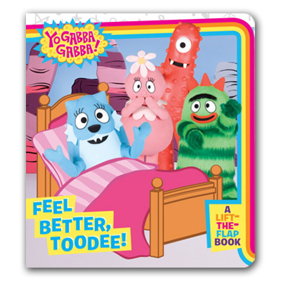 Feel Better, Toodee! Book