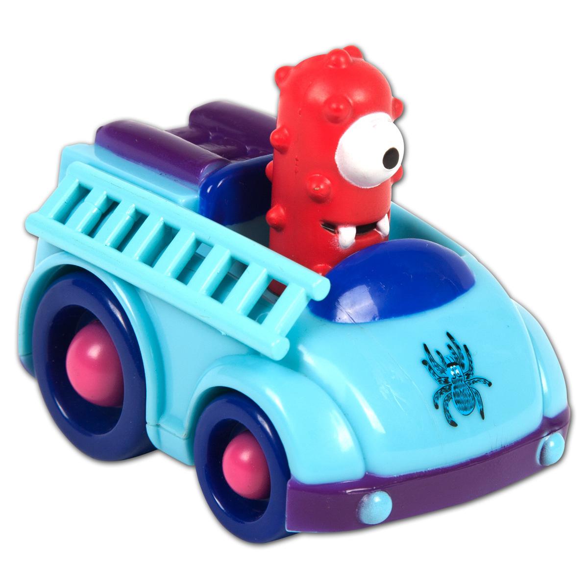 "Yo Gabba Gabba! 4"" Mobile Vehicle Muno"