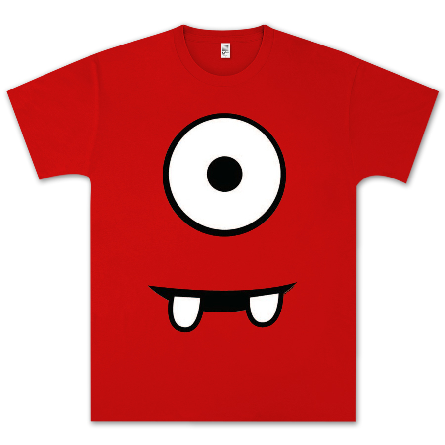 Yo Gabba Gabba! Muno Face Unisex T-shirt