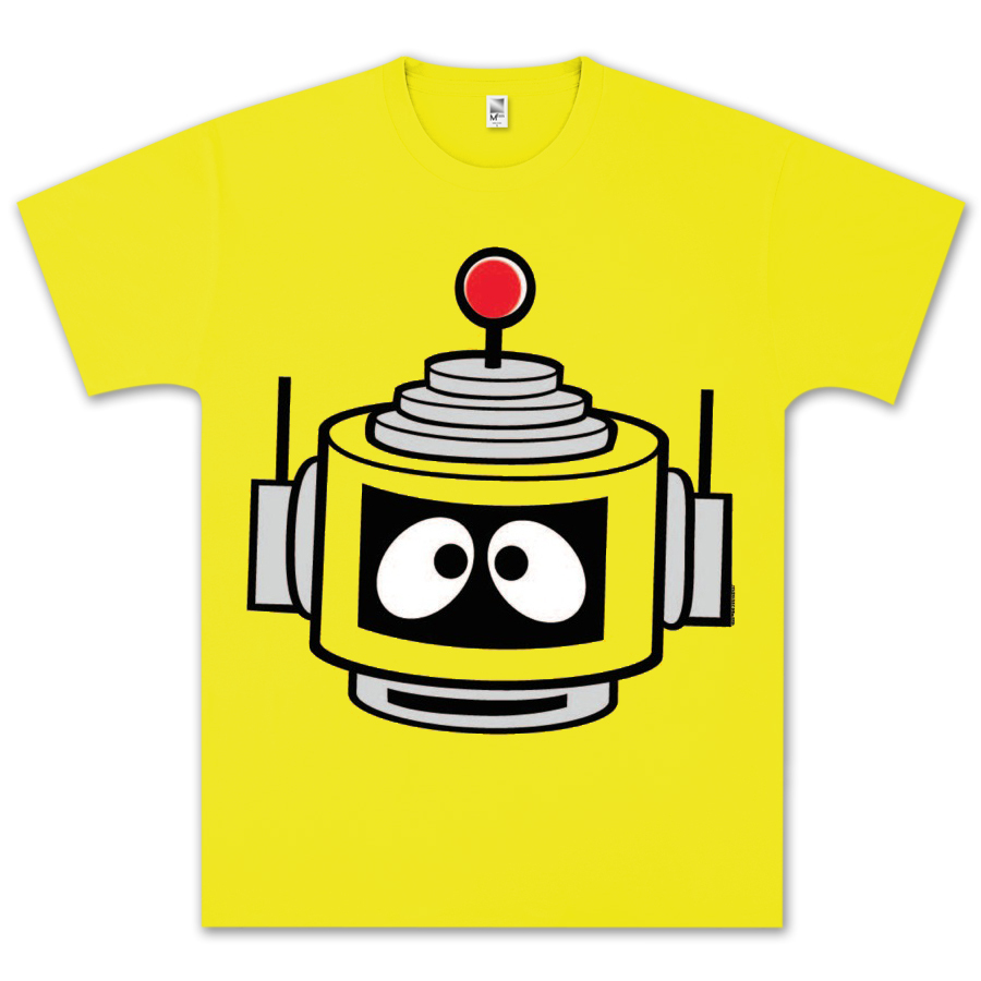 Yo Gabba Gabba! Plex Face Unisex T-shirt