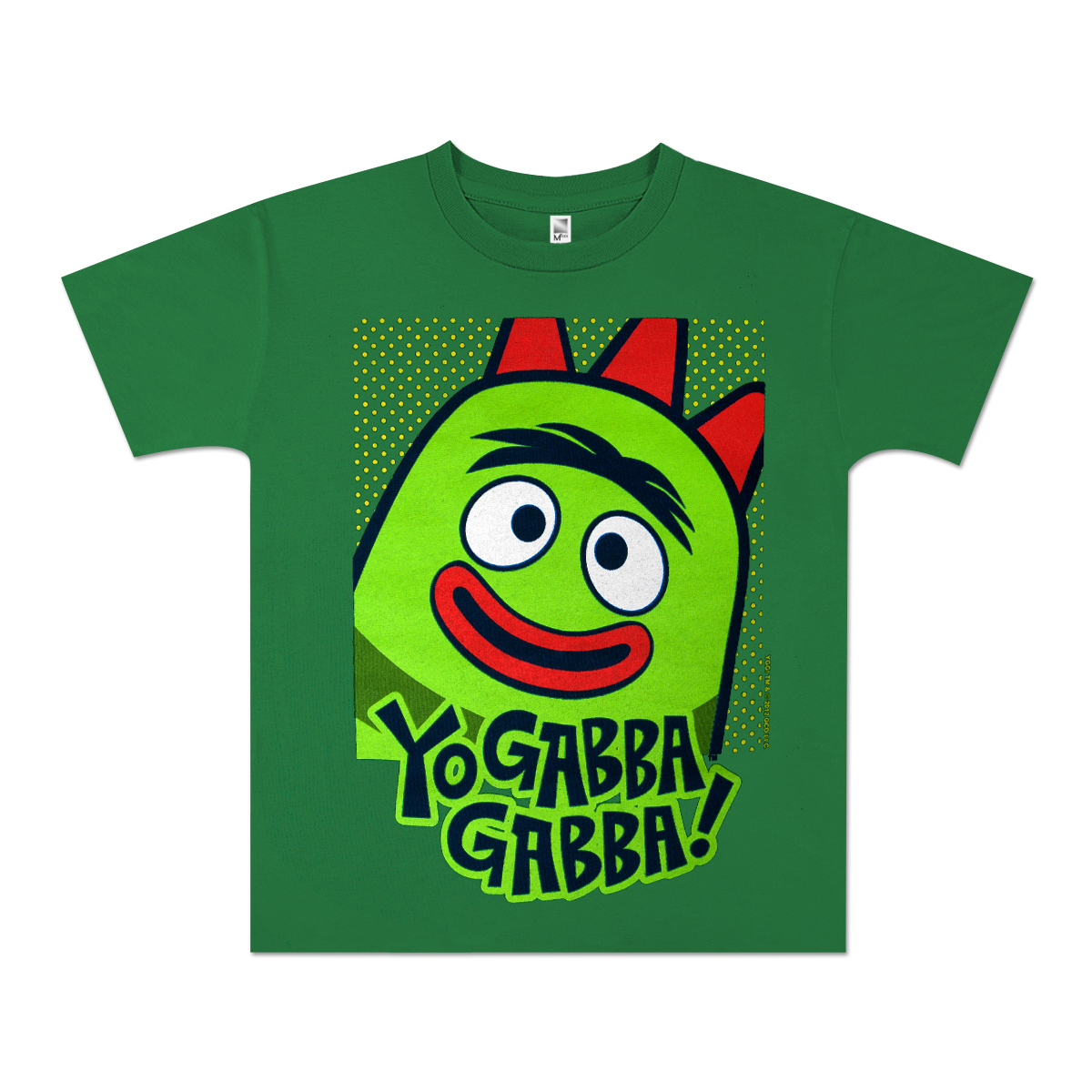 Yo Gabba Gabba! Brobee Comic Box Toddler T-shirt