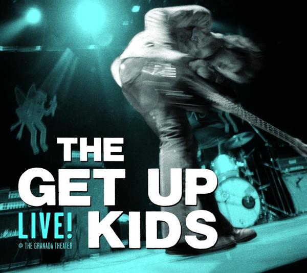 The Get Up Kids - Live @ The Granada Theater - MP3 Download