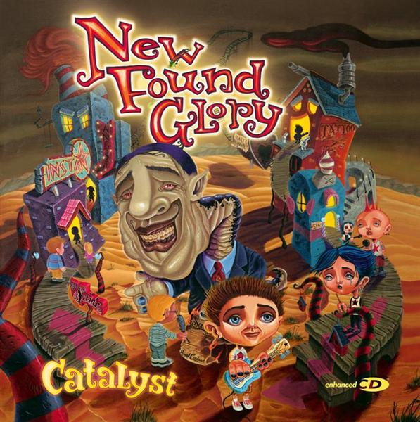 New Found Glory - Catalyst - MP3 Download