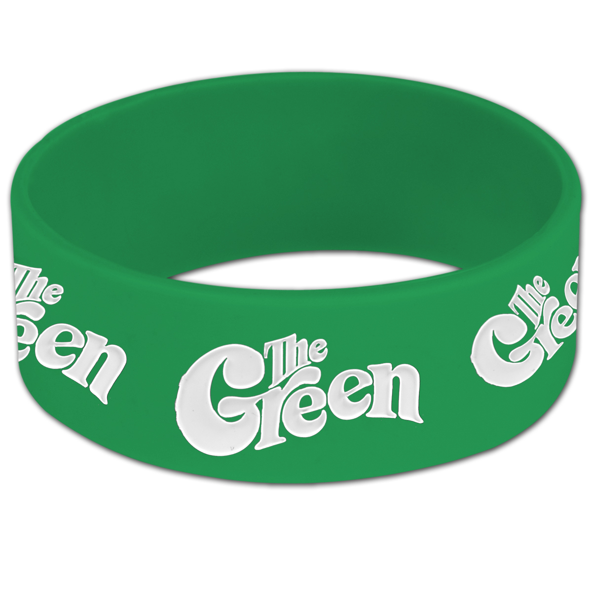 The Green Wristband