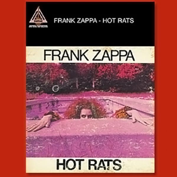 Frank Zappa Hot Rats - The Guitar Transcriptions