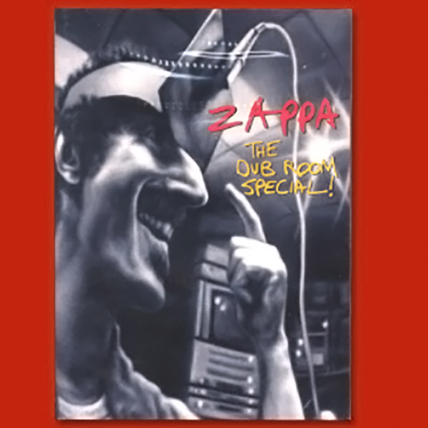 Frank Zappa The Dub Room Special DVD
