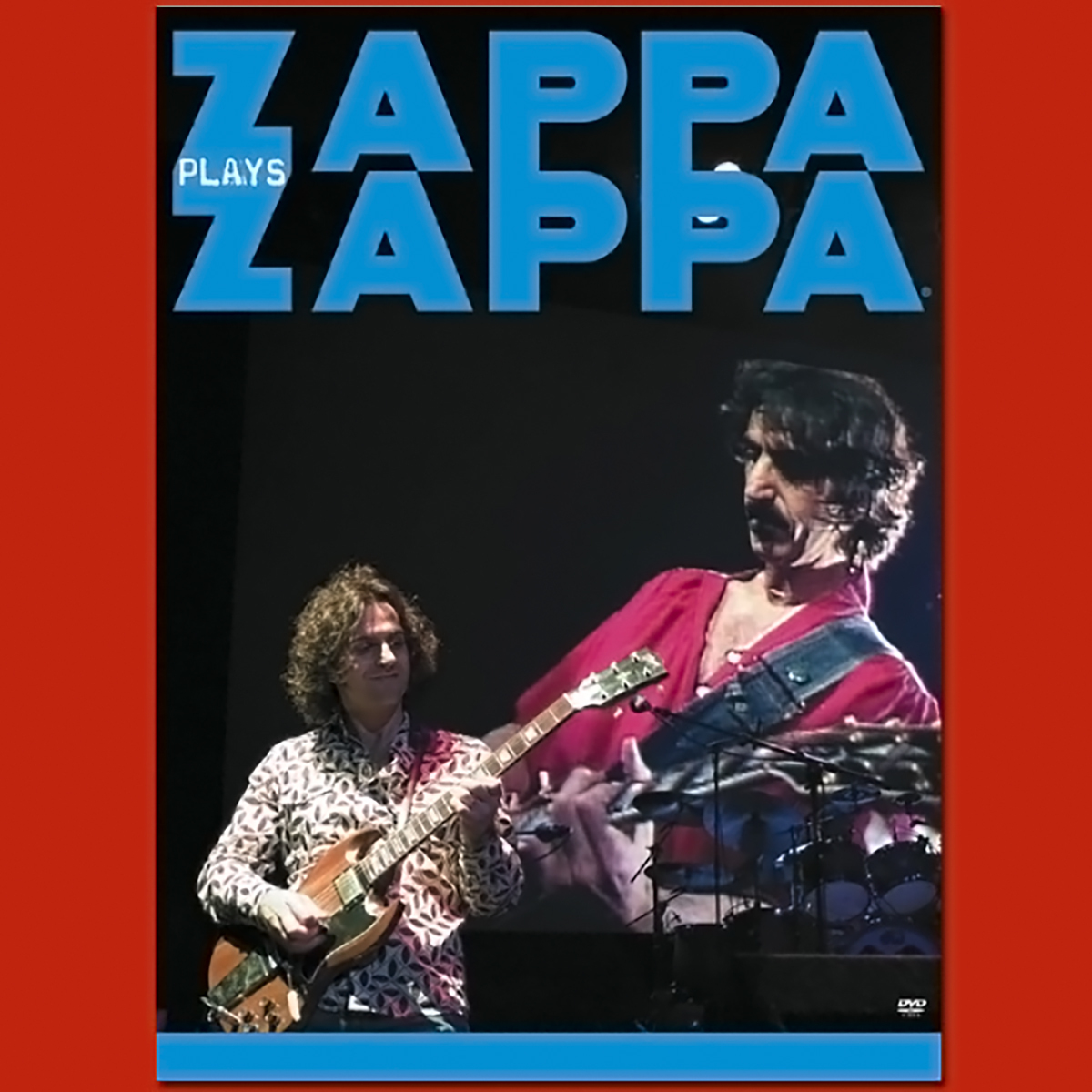 Zappa Plays Zappa on DVD